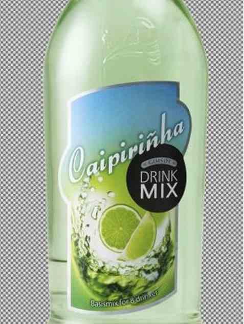 Bilde av Gimsøy drinkmiks Caipirinha.
