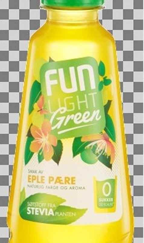 Bilde av Fun Light green eple pære.