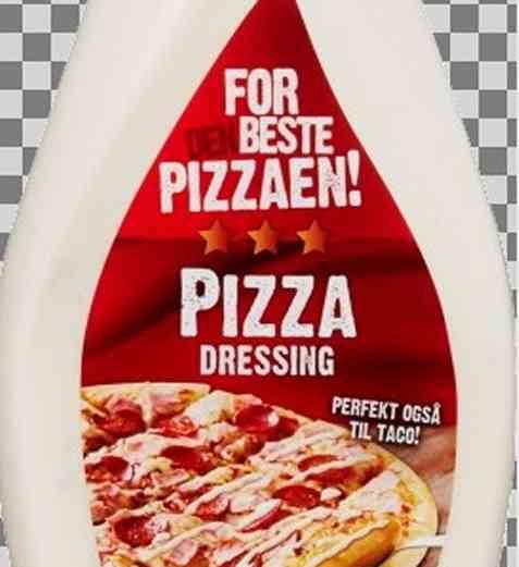 Bilde av Idun pizzadressing.