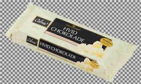 Bilde av Odense hvit sjokolade.