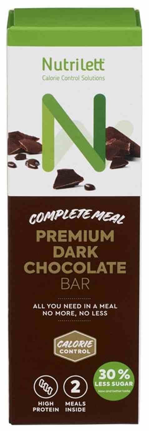 Bilde av Nutrilett bar meal dark choco.