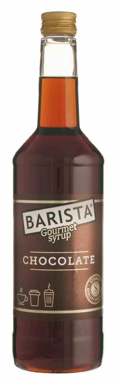 Bilde av Barista Gourmet Syrup sjokolade.