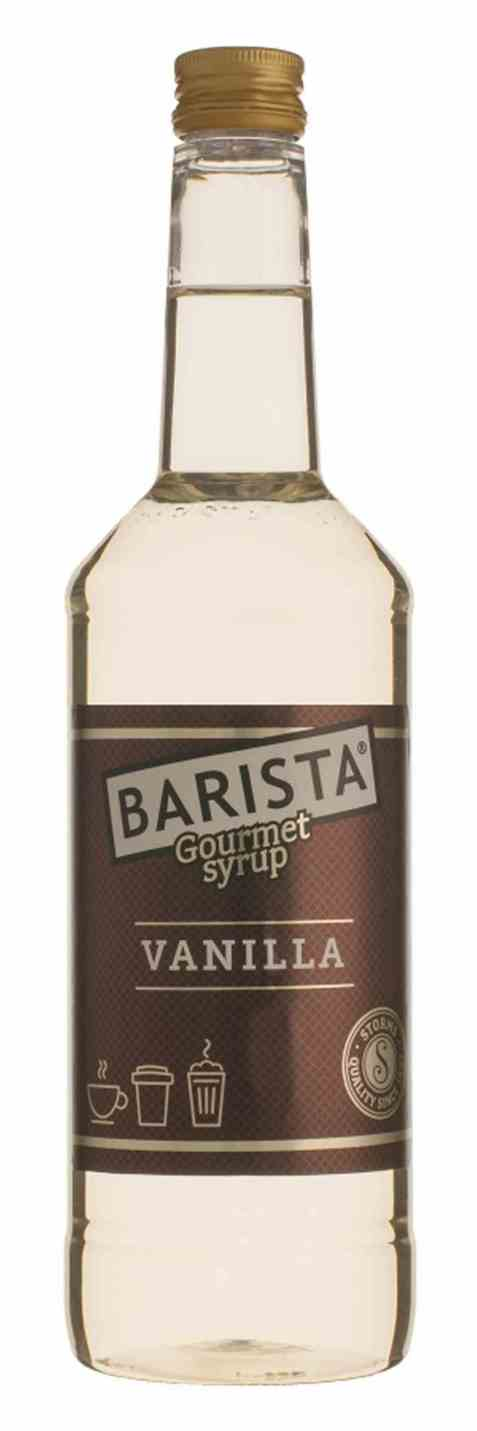 Bilde av Barista Gourmet Syrup vanilla.
