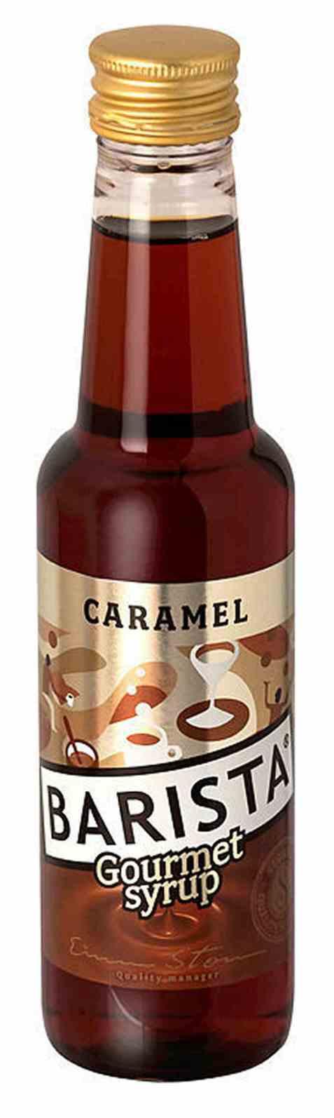 Bilde av Barista Gourmet Syrup Caramel.
