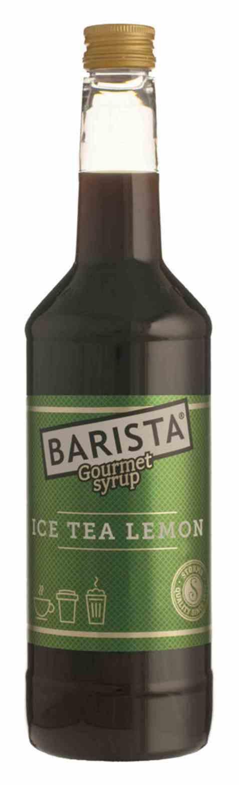 Bilde av Barista Gourmet Syrup Ice Tea, Lemon.