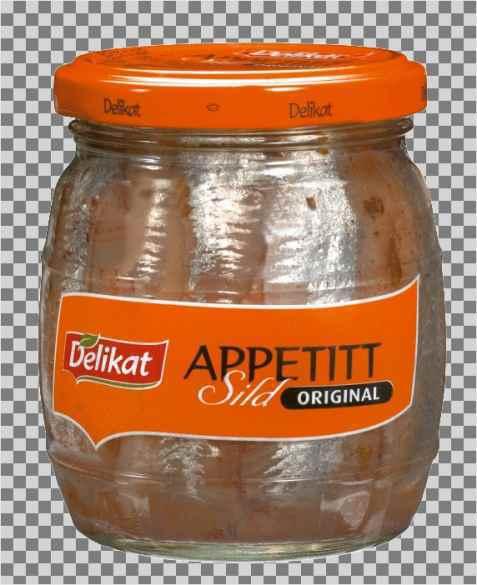 Bilde av Delikat Appetittsild Orginal.