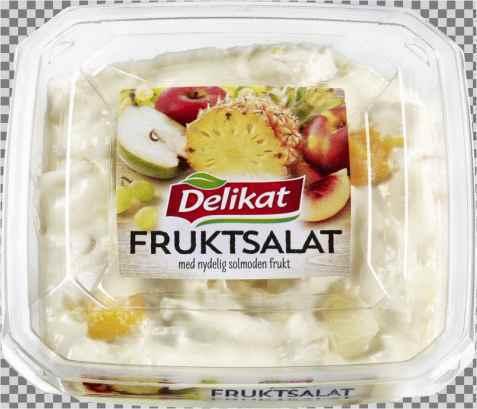 Bilde av Delikat fruktsalat.