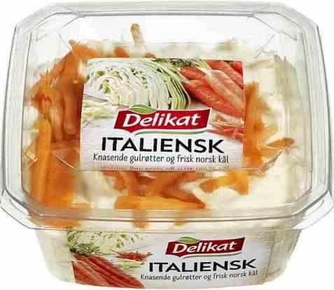Bilde av Delikat Italiensk salat.