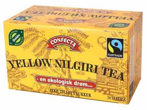 Bilde av Confecta Yellow Nilgiri Te.
