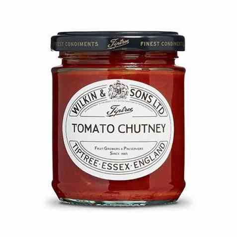 Bilde av Wilkins and Sons økologisk tomat chutney.