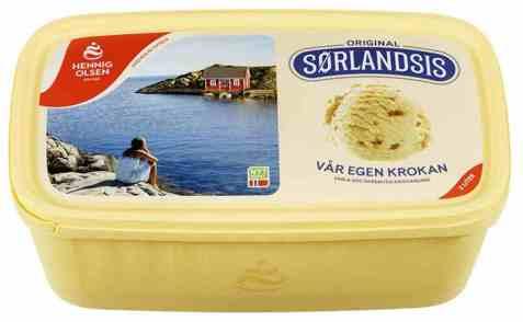 Bilde av Hennig Olsen Sørlandsis Krokan.