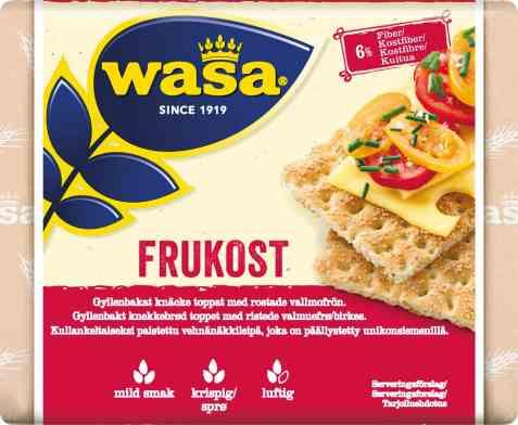 Bilde av Wasa Frukost.