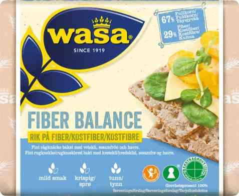 Bilde av Wasa Fiber Balance.