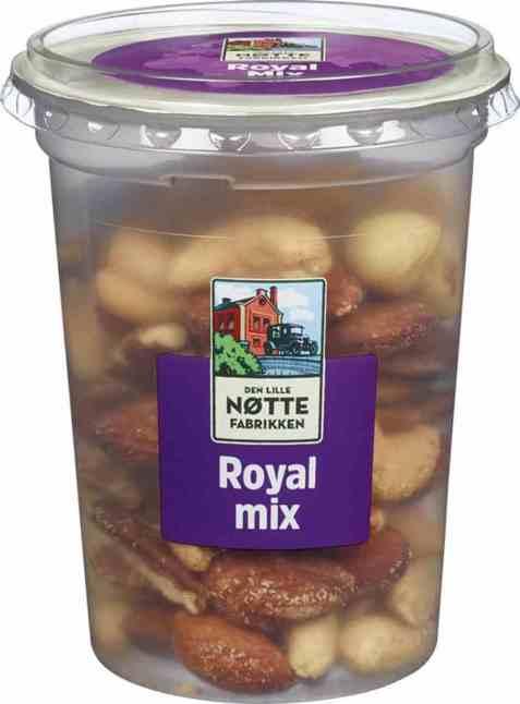 Bilde av Den Lille Nøttefabrikken Royal mix.
