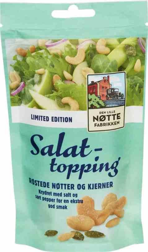 Bilde av Den Lille Nøttefabrikken Salattopping.