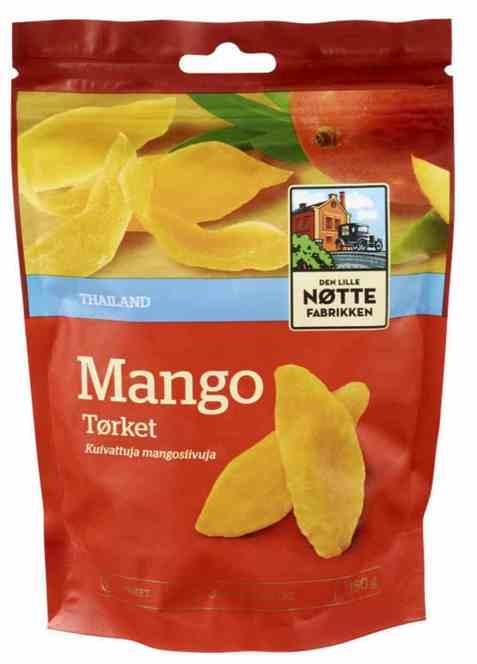 Bilde av Den Lille Nøttefabrikken mango.