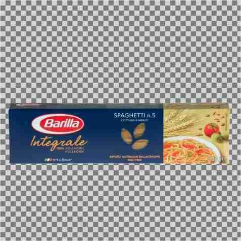 Bilde av Barilla fullkorn spaghetti.