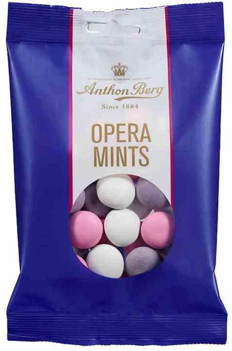Bilde av Anthon Berg opera mints.