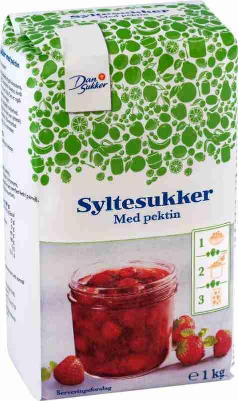 Bilde av Dansukker syltesukker.