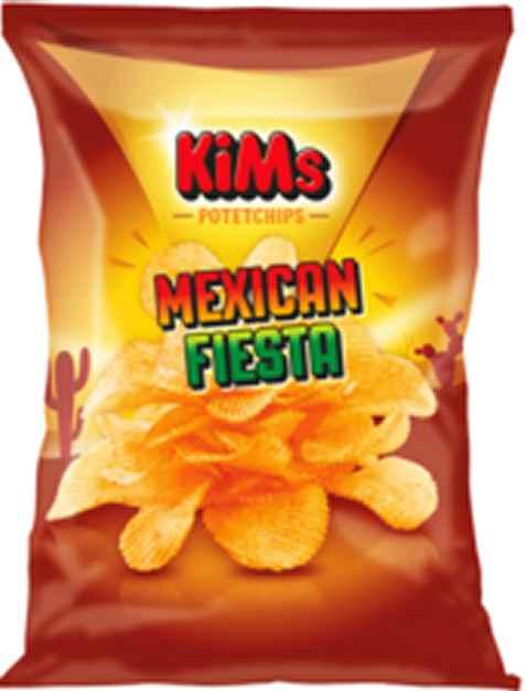 Bilde av Kims mexican fiesta.