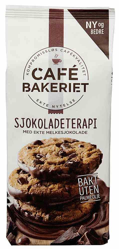 Bilde av Sætre cafe bakeriet sjokoladeterapi.