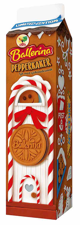 Bilde av Sætre ballerina pepperkaker.