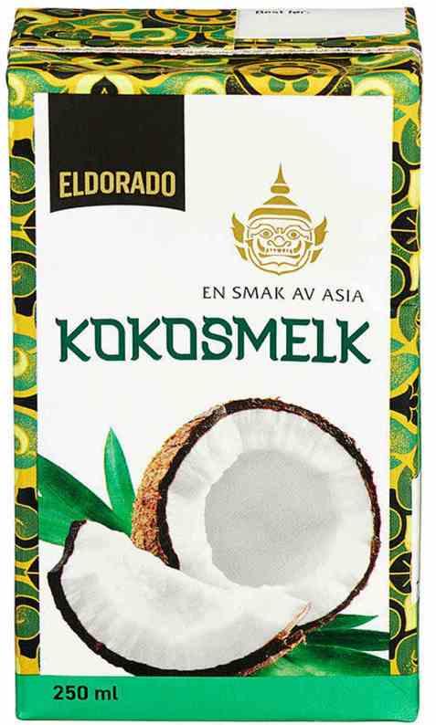 Bilde av Eldorado kokosmelk.