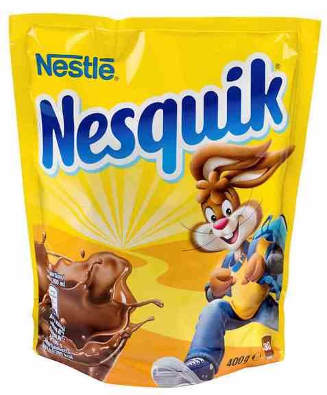 Bilde av Nestle Nesquick Sjokoladepulver.