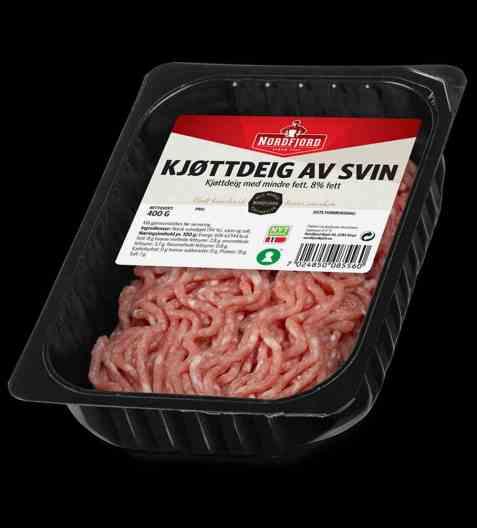 Bilde av Nordfjord svinekjøttdeig.
