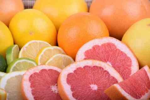 Bilde av Grapefruktjuice lys.