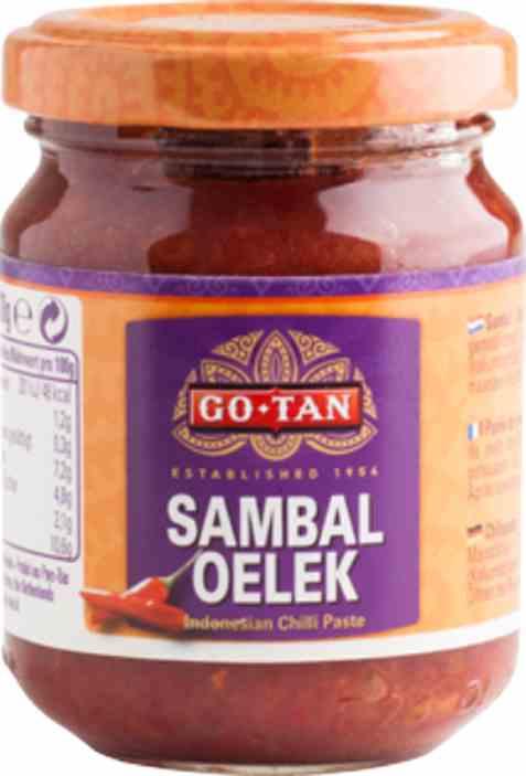 Bilde av Chilipasta, sambal oelek.