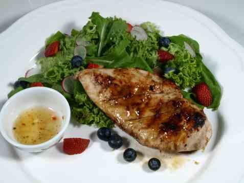 Bilde av Italiensk marinert kylling på grill (enkel versjon).