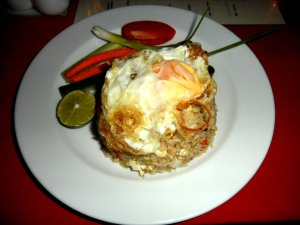 Thai fried rice, en rask innf�ring