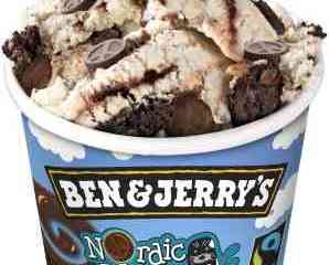 Ny Nordisk is fra Ben and Jerry�s st�tter WWF