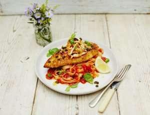 Ny sommermeny med en «touch» av 80-tallet: Scandic og Jamie Oliver med ny sommermeny