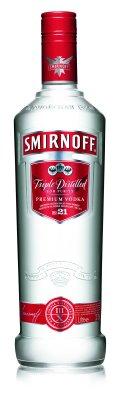 Smirnoff vodka pris