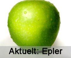 Aktuelt n�: Epler.