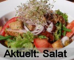 Aktuelt n�: Salater.