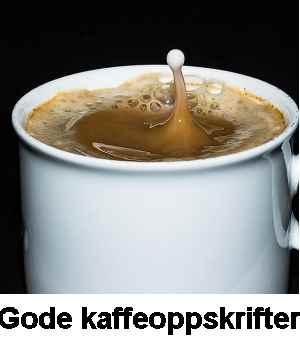 Kaffekos.