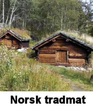 Norsk mat.
