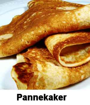 Pannekaker.