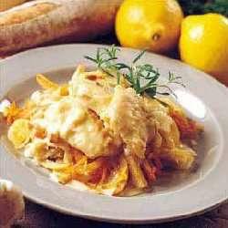 Prøv også Bacalhau com natas.
