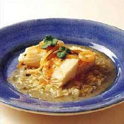 Prøv også Codfish Moqueca.