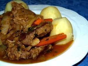 Prøv også Kalvegryte med fenikkel og kryddergrønt.