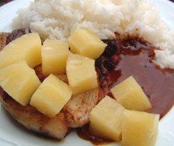 Prøv også Hawaii-koteletter.