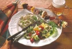 Prøv også Salat til grill.