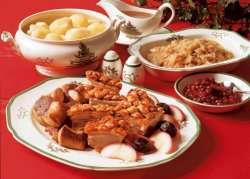 Prøv også Ribbe med epler, svisker og rødkål.