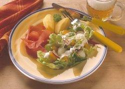 Prøv også Salat til spekemat.