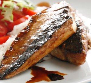 Prøv også Teryakimarinerte makrellfileter.