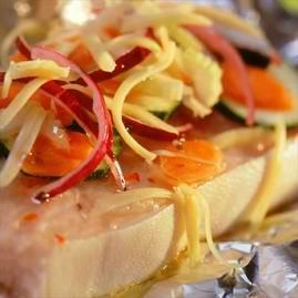 Prøv også Ovnsbakt kveite med grønnsaker.